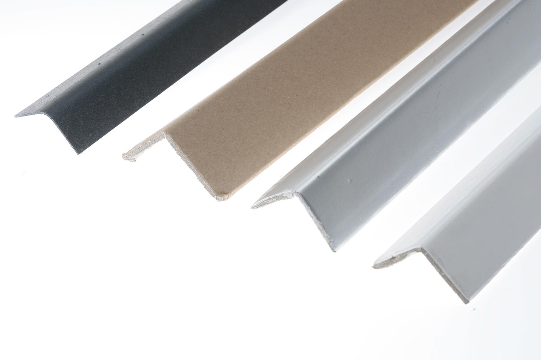 Angolari in Cartone e Plastica